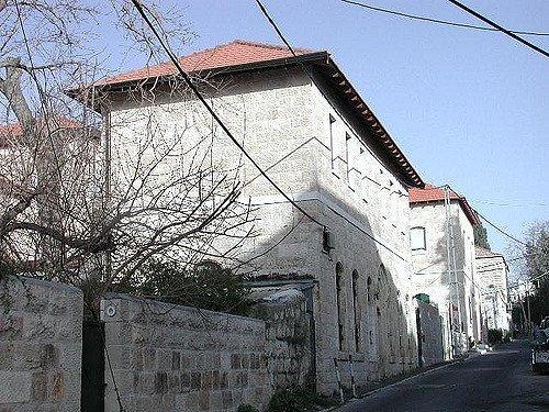 Baka Jerusalem real estate