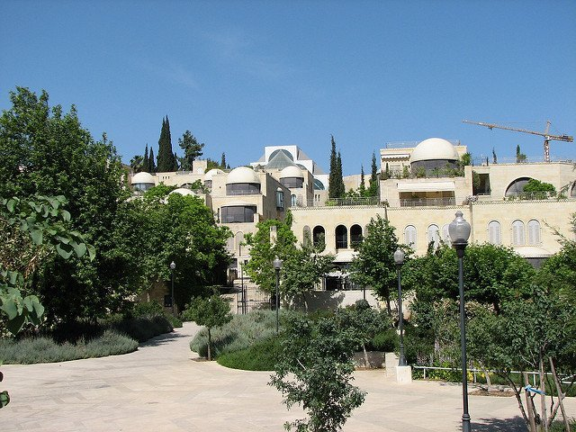 David's Village Complex-Mamilla neighborhood of Jerusalem