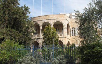 The Greek Colony in Jerusalem