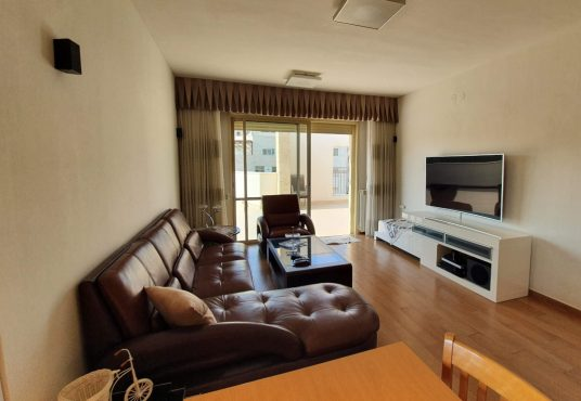 This quiet and family oriented apartment in Jerusalem is an ideal place to live